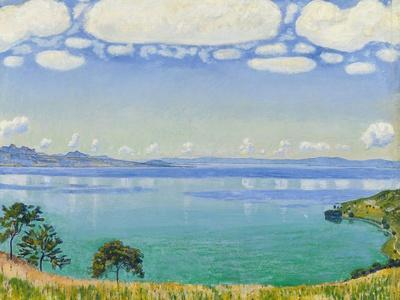 Lake Geneva Seen from Chexbres, 1905