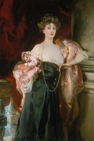 Lady Helen Vincent, Viscountess of Abernon, 1904