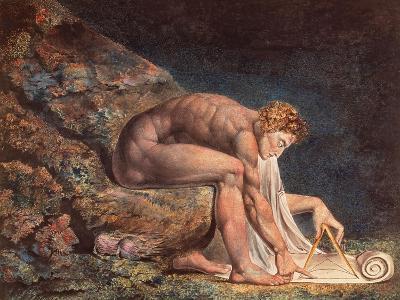 Isaak Newton, 1795