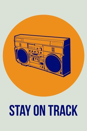 Stay on Track Boombox 1