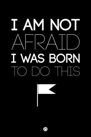 I Am Not Afraid 1