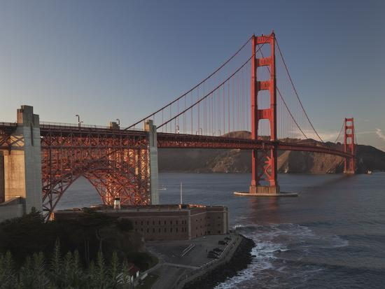 Golden Gate Bridge North View 2