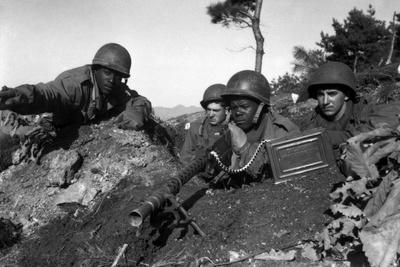 Fighting North of the Chongchon River During the U.S. Advance Above the 38th Parallel