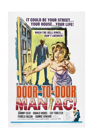 Door to Door Maniac, (aka Five Minutes to Live), Johnny Cash, Cay Forester, 1961