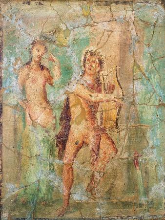 Apollo and Daphne, C. 69-79