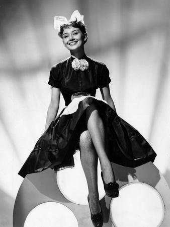 Laughter in Paradise, Audrey Hepburn, 1951