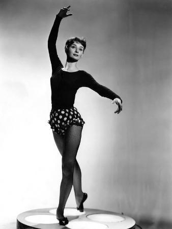 Audrey Hepburn, Ca. 1952