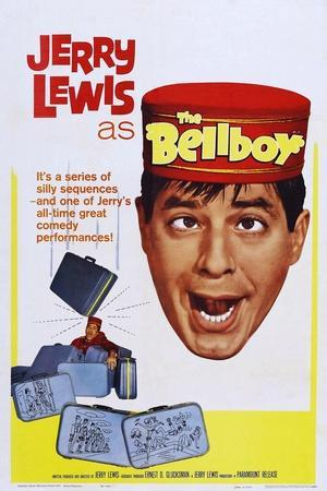The Bellboy, Jerry Lewis, 1960
