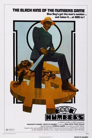 Book of Numbers, Raymond St. Jacques, 1973