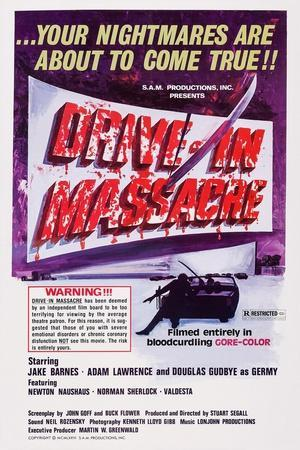 Drive-In Massacre, 1977