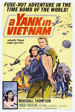 A Yank in Viet-Nam, Right: Marshall Thompson, 1964