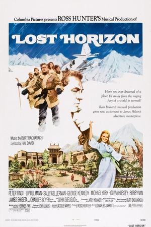 Lost Horizon, 1973