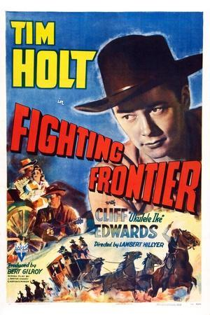 Fighting Frontier, Tim Holt, 1943