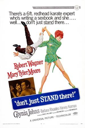 Don't Just Stand There!, Mary Tyler Moore, Robert Wagner, 1968