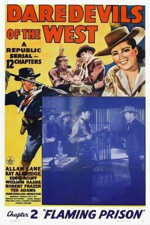 Daredevils of the West, 1943
