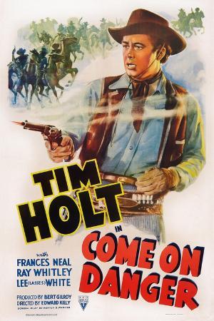 Come on Danger, Tim Holt, 1942