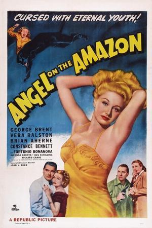 Angel on the Amazon, 1948