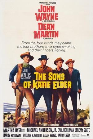 The Sons of Katie Elder, 1965