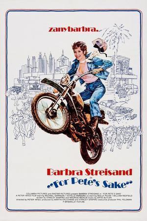 For Pete's Sake, Barbra Streisand, 1974