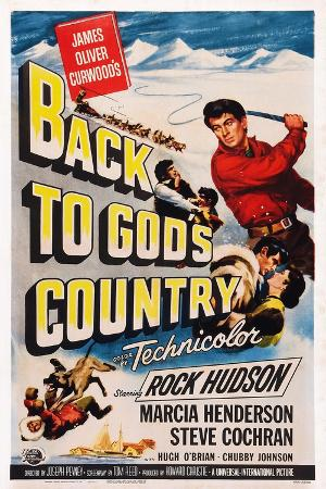 Back to God's Country, 1953