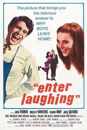 Enter Laughing, Reni Santoni, Janet Margolin, 1967