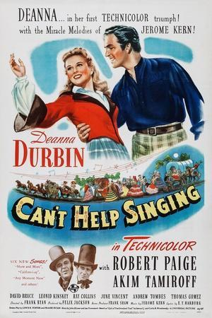 Can't Help Singing, 1944