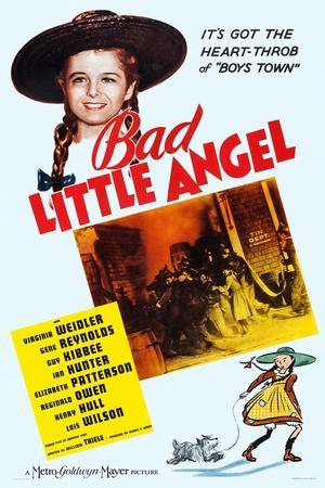 Bad Little Angel, Virginia Weidler, 1939
