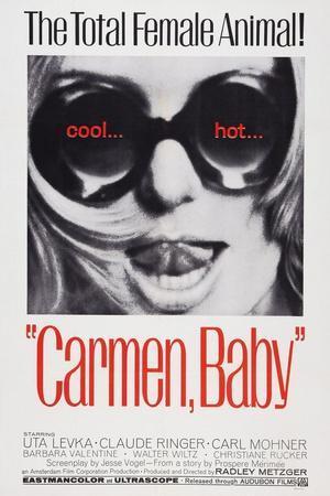 Carmen, Baby, Uta Levka, 1967