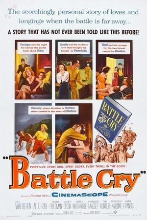 Battle Cry, 1955