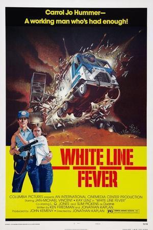 White Line Fever, Jan-Michael Vincent, Kay Lenz, 1975