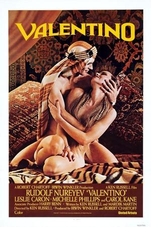 Valentino, 1977