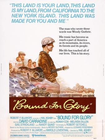 Bound for Glory, David Carradine, 1976
