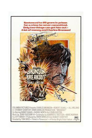 Breakout, Charles Bronson, 1975