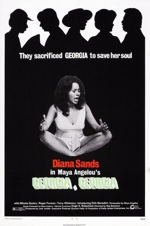 Georgia, Georgia, Diana Sands, 1972