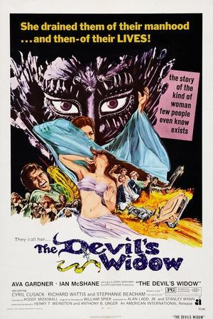 The Devil's Widow, (Aka the Ballad of Tam Lin), Ian Mcshane, Ava Gardner, 1970