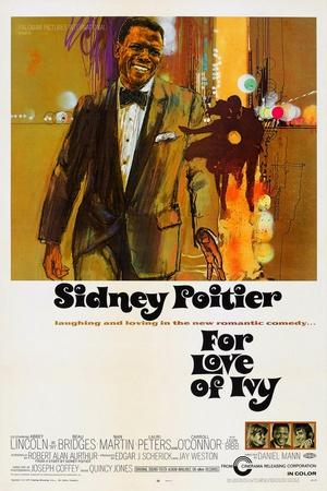 For Love of Ivy, Sidney Poitier, 1968