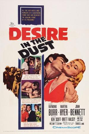Desire in the Dust, 1960
