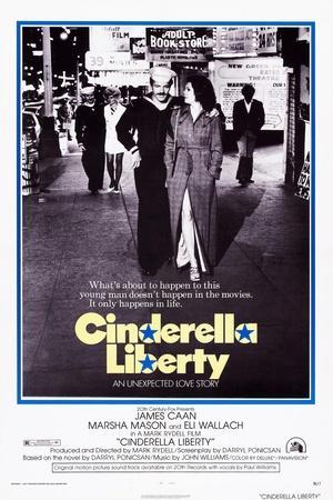 Cinderella Liberty, from Left: James Caan, Marsha Mason, 1973