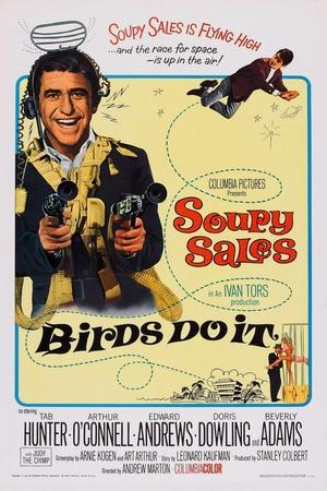 Birds Do It, Soupy Sales, 1966
