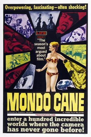 Mondo Cane, 1962