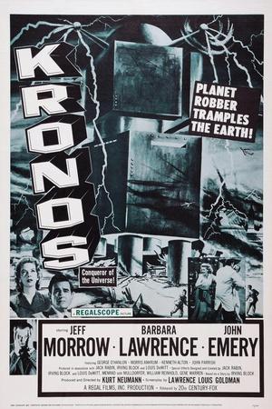 Kronos, (Aka Kronos, Destroyer of the Universe), 1957