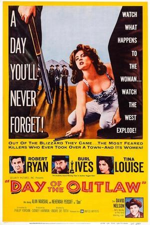 Day of the Outlaw, 1959