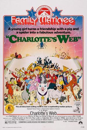 Charlotte's Web, 1973
