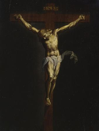 Christ Crucified, 1584-1591, Italy