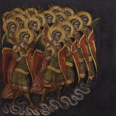 Procession of Armed Angels