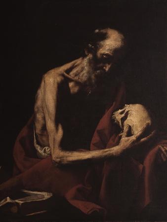 St. Jerome in Meditation
