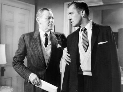 The Fly, from Left, Herbert Marshall, Vincent Price, 1958