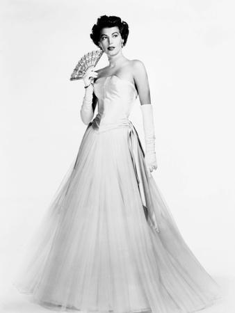 Ava Gardner, Ca. Mid-1950s