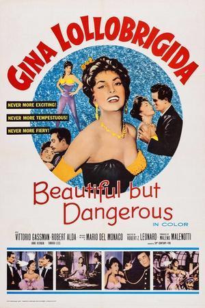 Beautiful But Dangerous, 1956