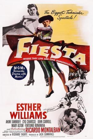 Fiesta, 1947